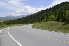 Aba plateau sceneria Fotografia Royalty Free