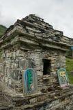 Aba prefectuur in de provincie van Sichuan, vier meisjesberg royalty-vrije stock afbeeldingen