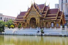ABAC-tempel Arkivfoto