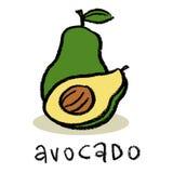 Abacate Foto de Stock