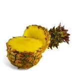 Abacaxi cortado Fotos de Stock