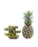 Abacaxi fresco Foto de Stock
