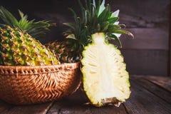 abacaxis Fotografia de Stock Royalty Free