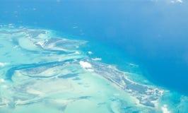 abaco巴哈马极大的海岛 库存图片