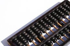 Abacus. Chinese abacus Royalty Free Stock Photo