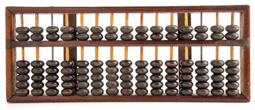 The abacus Royalty Free Stock Image