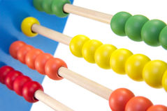 Abacus 3 Stock Photo