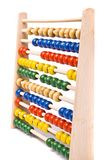 Abacus. Traditional abacus used for counting Royalty Free Stock Photography