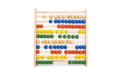 Abacus. Traditional abacus used for counting Royalty Free Stock Photos
