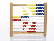 Abacus arrow Stock Images