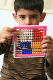 Abacus background Royalty Free Stock Images
