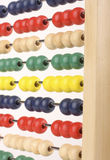 Abacus beads Stock Photo