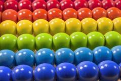 Abacus Beads Stock Photo