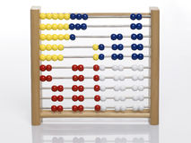 Abacus chart Royalty Free Stock Photography