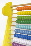Abacus for children 2. Colorful abacus for children Stock Photography