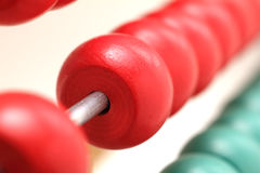 Abacus Close-up Stock Photography