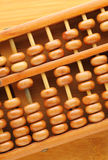 Abacus close up Stock Image