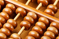 Abacus close up Stock Photos