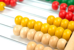 Abacus Counting Frame Royalty Free Stock Photography