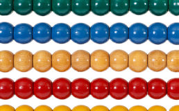 Abacus Detailed view Stock Image
