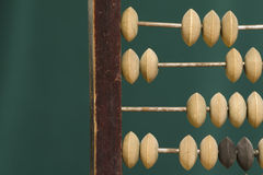 Abacus fragment Stock Photography