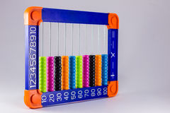 Abacus for kids Stock Photos