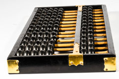 Abacus old Chinese calculator Royalty Free Stock Photos