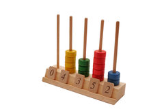 The abacus and the sense of number Stock Photos