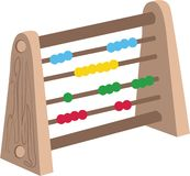 Abacus Stock Image