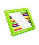 Abacus toy for child Stock Images