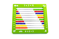 Abacus toy for child Royalty Free Stock Photography