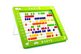 Abacus toy for child Stock Photos