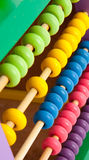 Abacus toy Royalty Free Stock Image