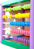 Abacus toy Stock Photography