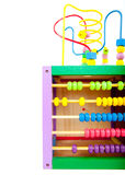 Abacus toy Royalty Free Stock Photography