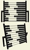 Abacus Vector 01 Royalty Free Stock Photo