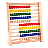 Abacus With Wooden Frame Stock Image
