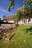Abadía 1 de Jedburgh Fotografía de archivo libre de regalías