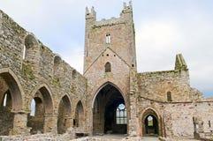 Abadía Foto de archivo libre de regalías