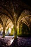 Abadía 4 de las fuentes Fotografía de archivo