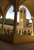 Abadía antigua de Praglia Italia Imagenes de archivo