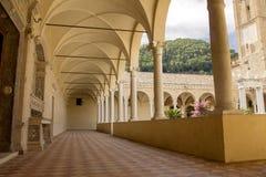 Abadía antigua de Praglia Italia Fotografía de archivo