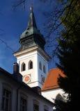 Abadía bávara Fotos de archivo libres de regalías
