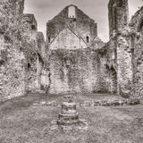 Abadía B HDR de Netley Imágenes de archivo libres de regalías