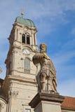 Abadía benedictina de Einsiedeln Fotos de archivo