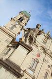 Abadía benedictina de Einsiedeln Imagenes de archivo