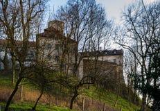 Abadía benedictina en Tyniec, Polonia Imágenes de archivo libres de regalías