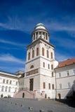 Abadía benedictina, Pannonhalma, Hungría Fotografía de archivo libre de regalías