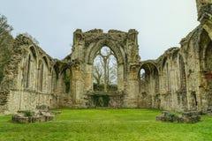 Abadía C de Netley Fotos de archivo