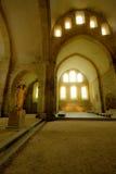 Abadía cisterciense Fotografía de archivo